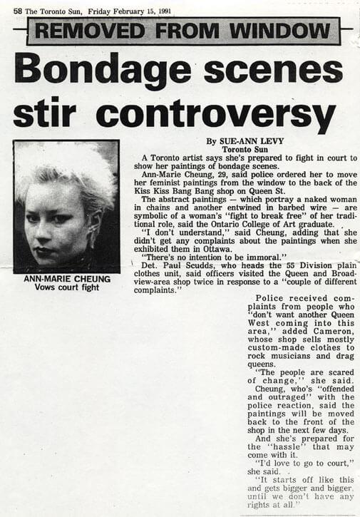 The Toronto Sun 1991