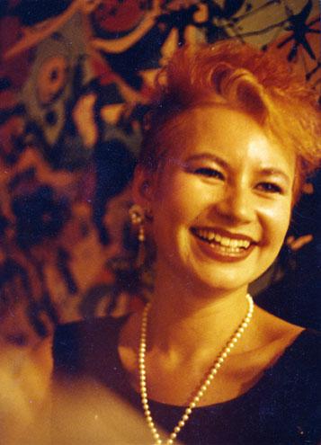 Ann-Marie Cheung Ottawa 1989