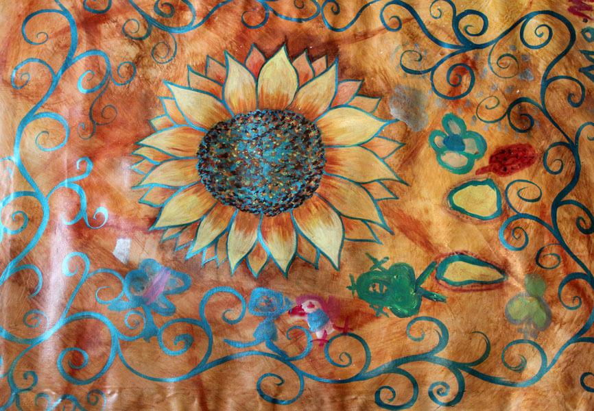Family Floor Cloth