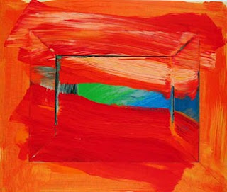 Howard Hodgkin artwork