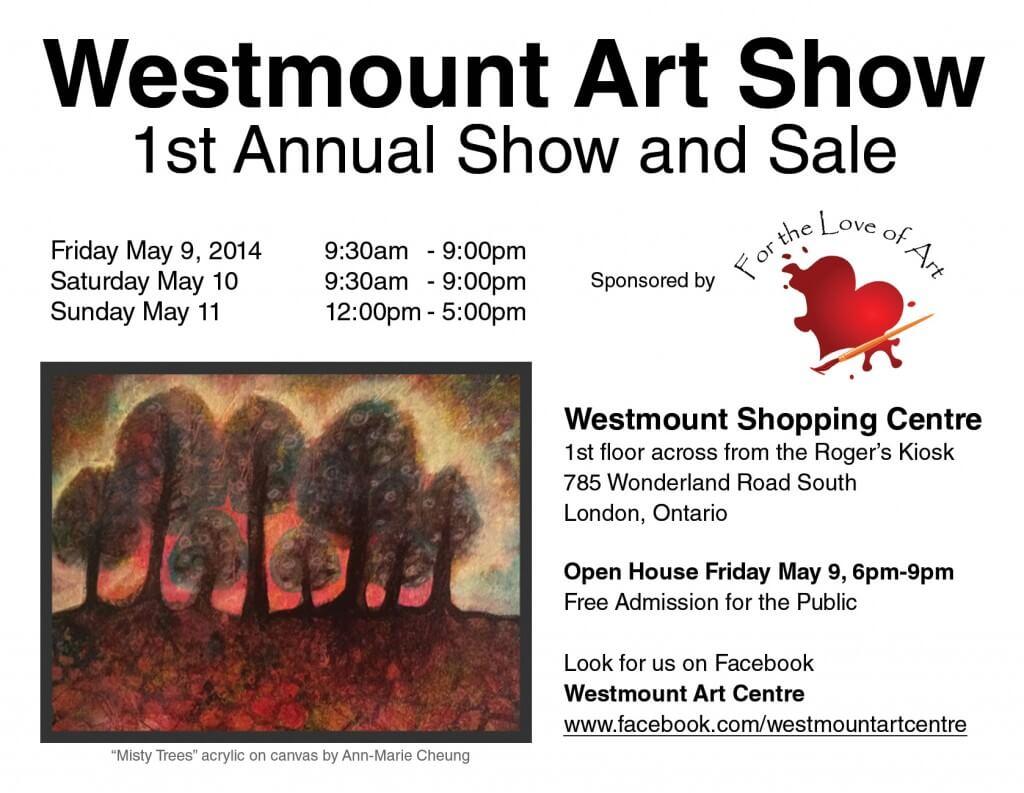 Westmount Art Show