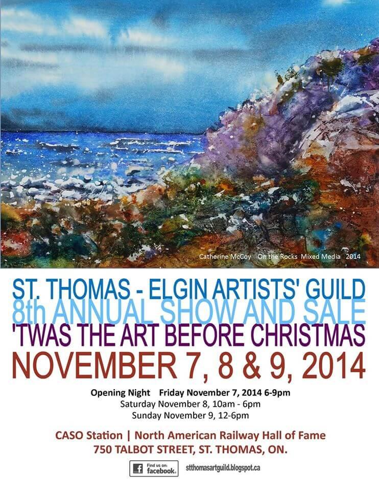 St Thomas-Elgin Artists Guild Show