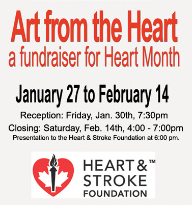 Art from the Heart Westland Gallery London