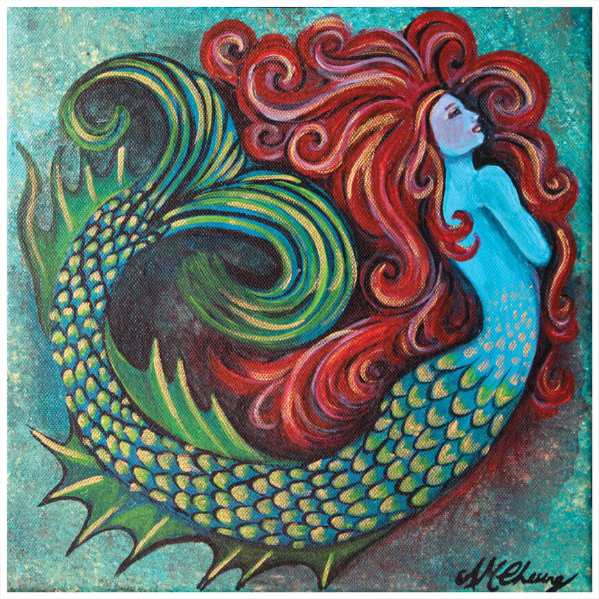 Mermaid 2014