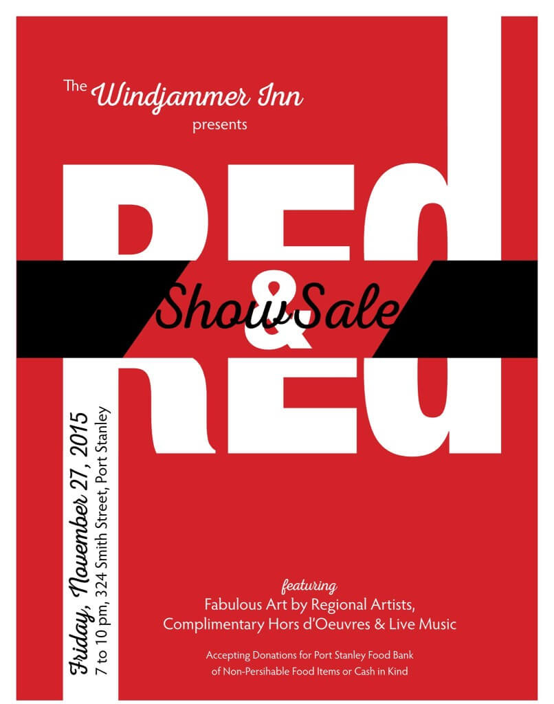 Red Show & Sale