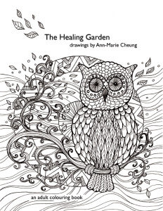 The Healing Garden by Ann-Marie Cheung