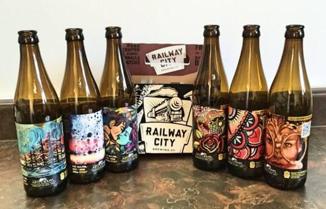 railway city brewery