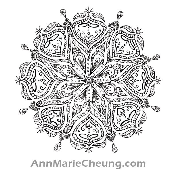 AnnMarie Cheung Mandala