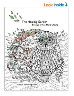 Healing Garden by Ann-Marie Cheung