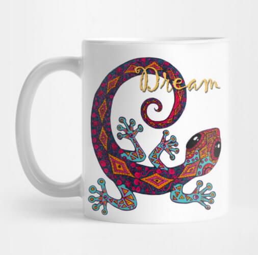 Coffee Mug art by Ann-Marie Cheung