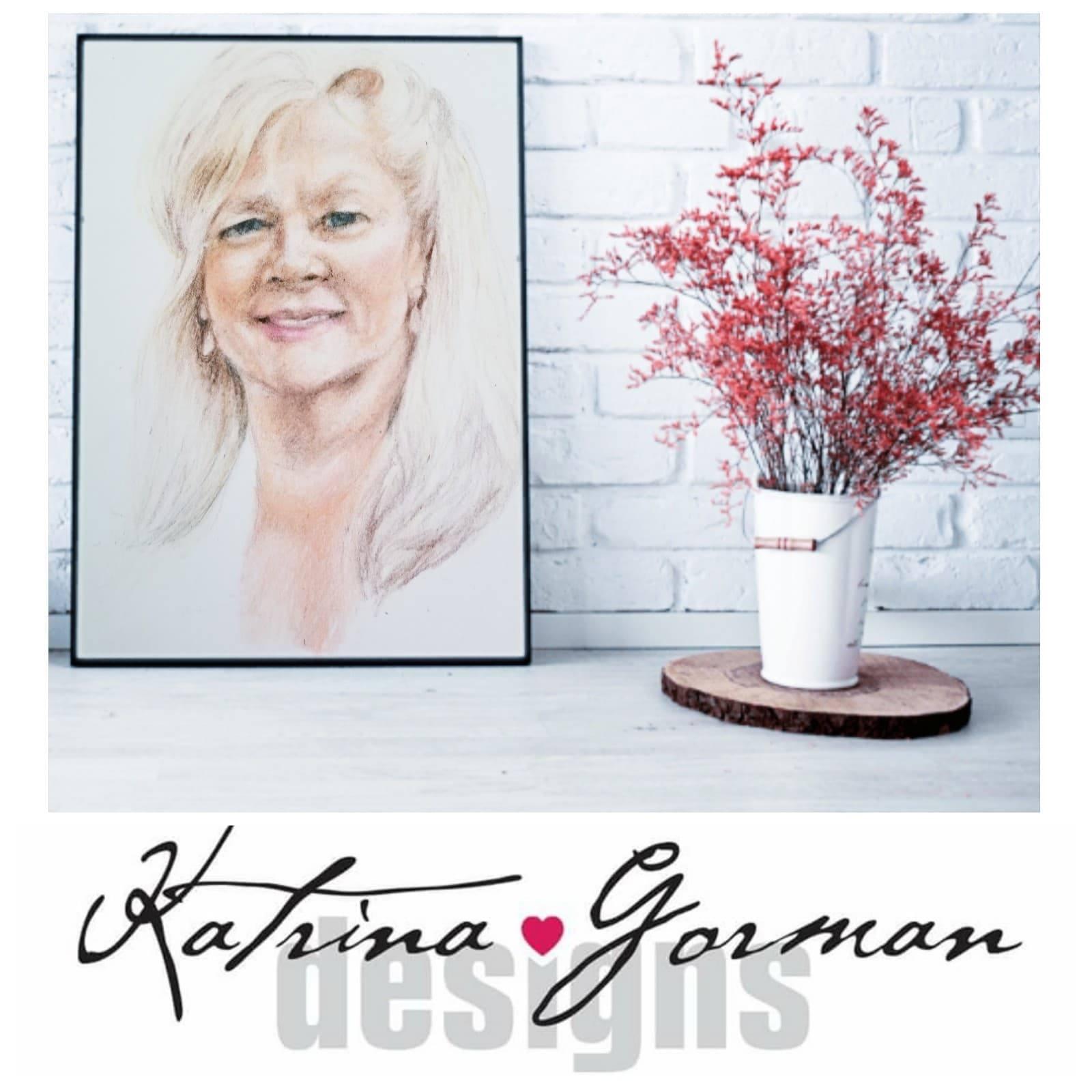Portrait Katrina Gorman