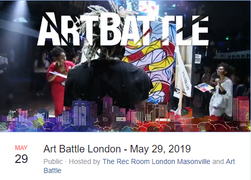 Art Battle 2019