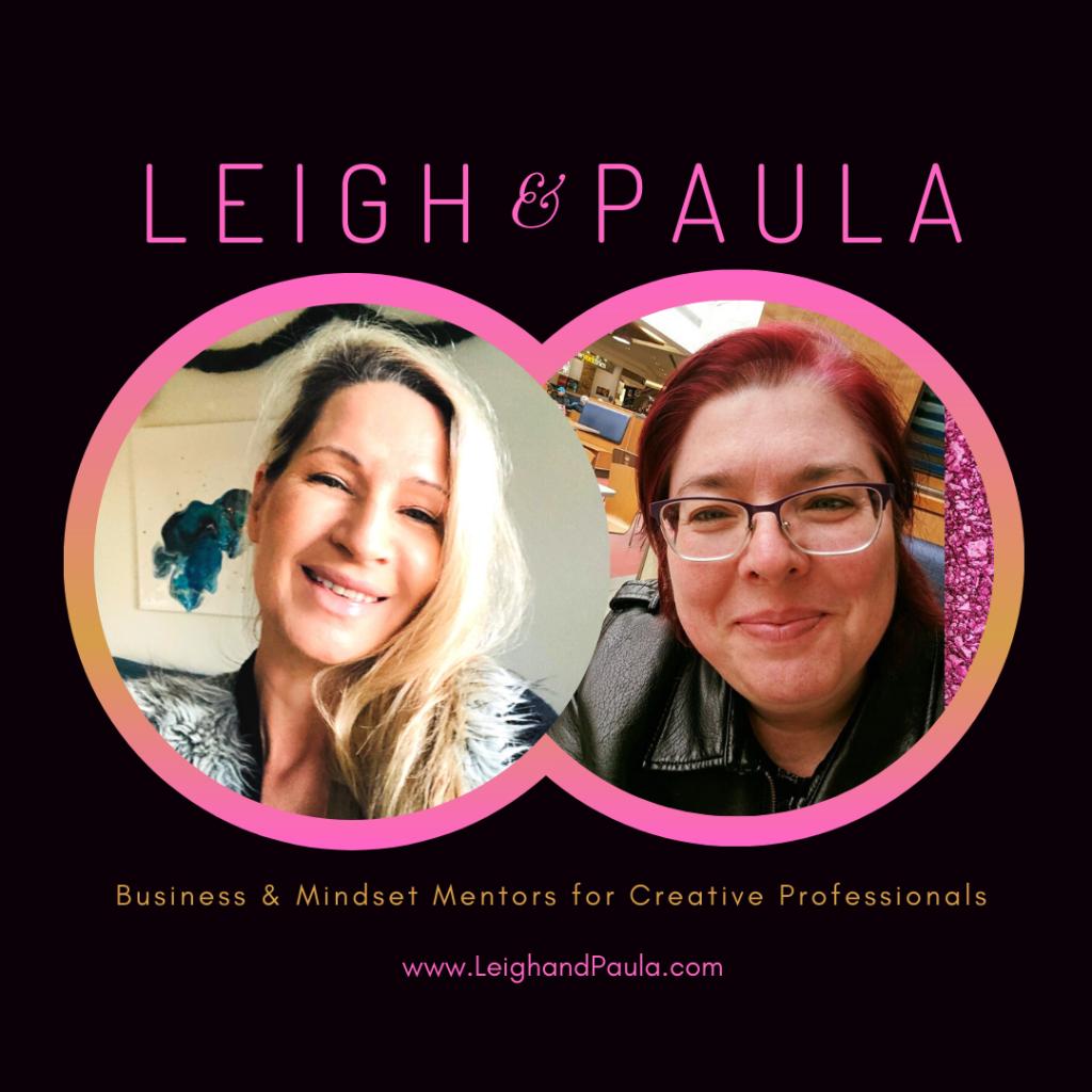 Leigh & Paula