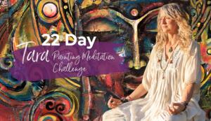 22 Day Tara Painting Meditation Challenge