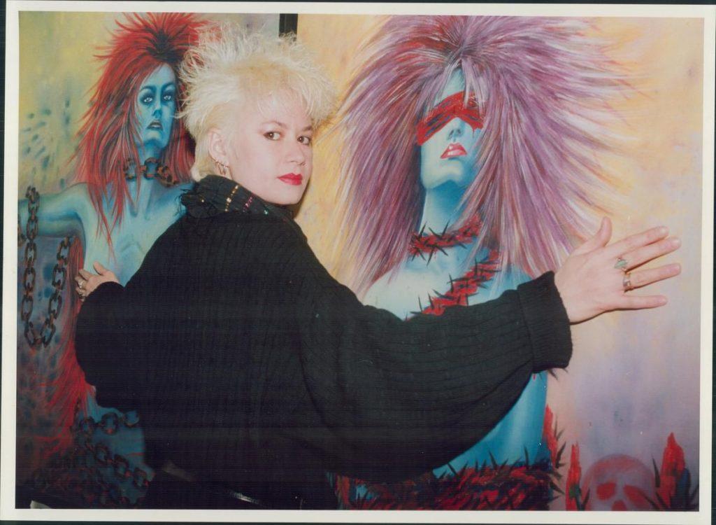 Ann-Marie Cheung from 1991